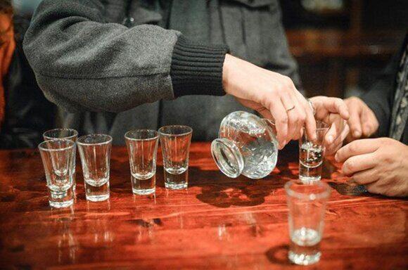 Камчатка в тройке самых пьющих